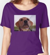 Sandy Women's Relaxed Fit T-Shirt
