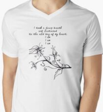 Sylvia Plath - I am, I am, I am. T-Shirt