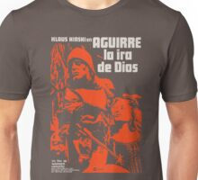 Aguirre, Wrath Of God Unisex T-Shirt