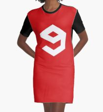 9 Gag Gifts Graphic T-Shirt Dress