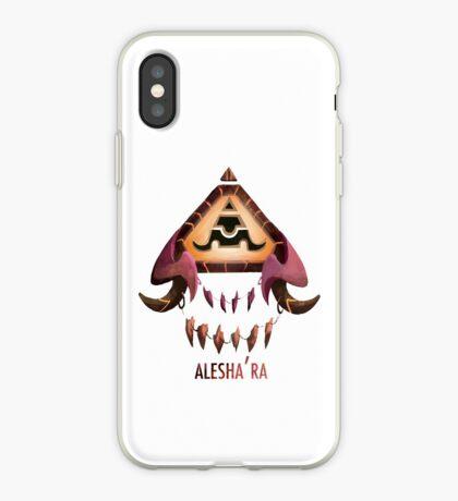 Alesha'ra Vinilo o funda para iPhone