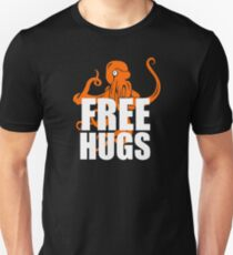 FREE HUGS Funny Humor Unisex T-Shirt