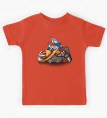Anime Shonen & Monsters Kids Clothes