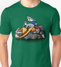 Anime Shonen & Monsters T-Shirt