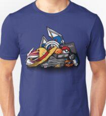 Anime Shonen & Monsters Unisex T-Shirt