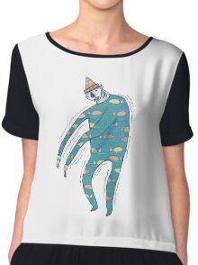 The Shakey Fishman Chiffon Top