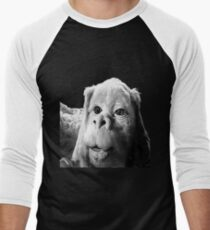 Falkor The Luck Dragon From The Neverending Story Design Men's Baseball ¾ T-Shirt