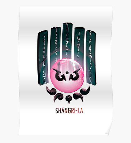 Shangri-la Póster