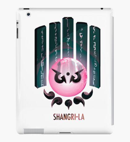 Shangri-la Vinilo o funda para iPad