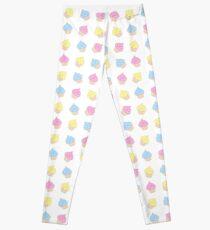 Pastel Cupcakes Leggings