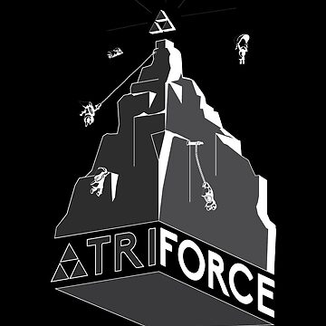 Mt. Triforce by Lukred