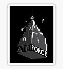 Mt. Triforce Sticker
