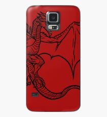 Skyrim Dragon Case/Skin for Samsung Galaxy