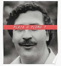 Pablo Escobar Patron Poster