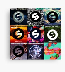 Spinnin Records Art Work Canvas Print