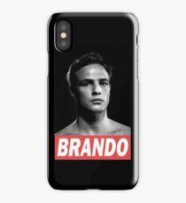 BRANDO iPhone Case