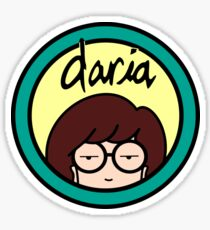 Daria - Daria Sticker