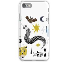 Magic Omen iPhone Case/Skin