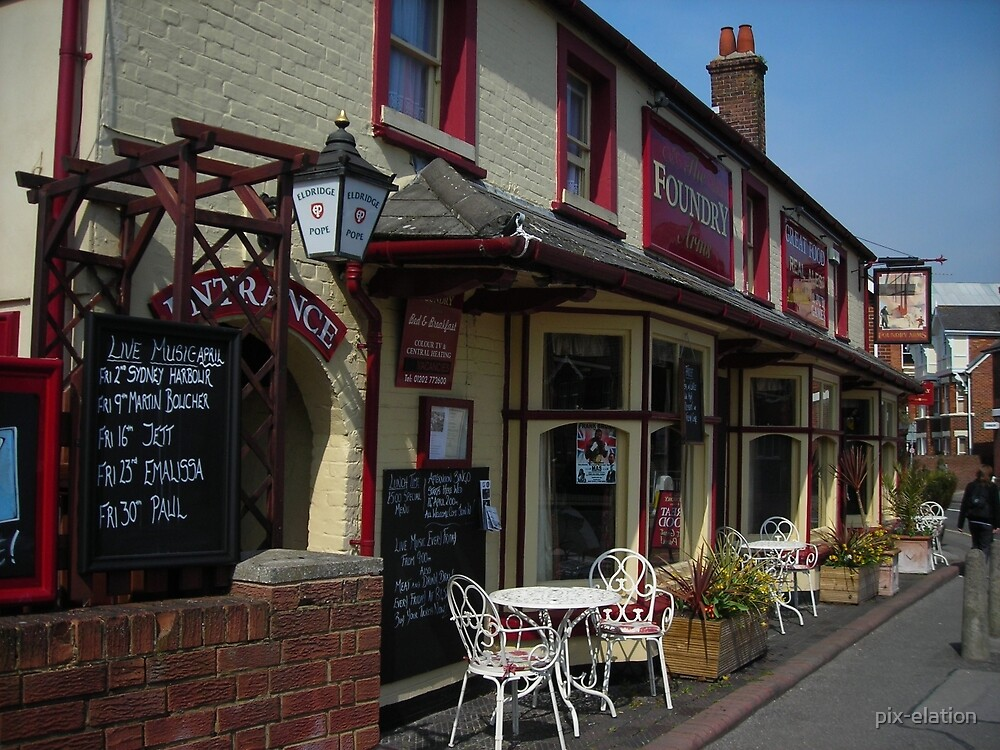 Foundry Arms, Poole, Dorset by pix-elation