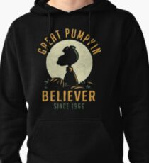 Great Pumpkin Believer Shirt Pullover Hoodie