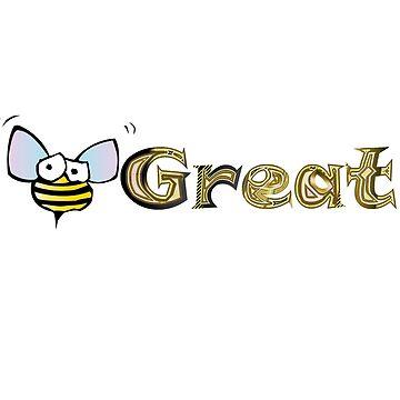 Be Great - Bumblebee by Lynxbit