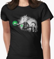Pulp Ricktion shirt hoodie phone ipad case pillow tote iPhone 6 Womens Fitted T-Shirt