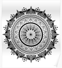 Zen Circle Poster