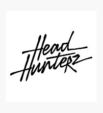 Headhunterz Photographic Print