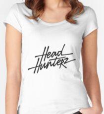 Headhunterz Women's Fitted Scoop T-Shirt