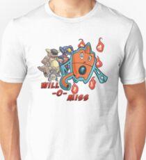 Rotom's Will-O-Miss Unisex T-Shirt