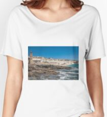Porthleven, Cornwall Women's Relaxed Fit T-Shirt