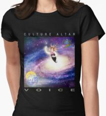 Voice Women's Fitted T-Shirt
