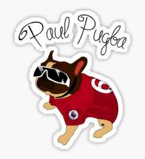Paul Pugba Sticker
