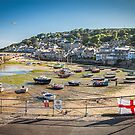 Mousehole, Cornwall by Michelle Lovegrove