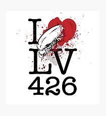I <3 LV-426 Photographic Print