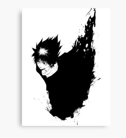 Yu Yu Hakusho - Hiei Canvas Print
