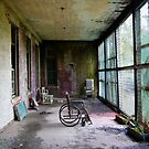 Norwich State Hospital, Norwich CT 1 by kailani carlson