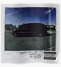 Kendrick Lamar Cover Poster