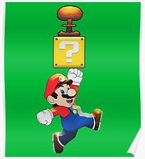 SUPER MARIO GOT NUCLEAR BOMB! Poster