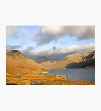 Wasdale, Cumbria Photographic Print