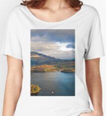 Derwent from Cats Bells Women's Relaxed Fit T-Shirt