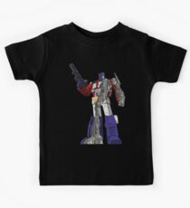 Optimus Prime - Écorché Kids Tee