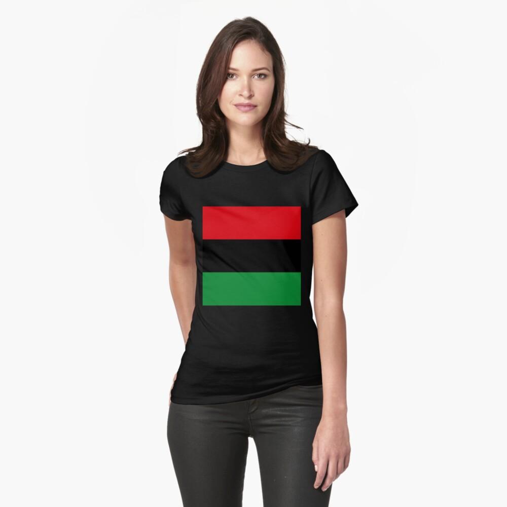 RBG Tailliertes T-Shirt