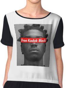 Free Kodak Black Chiffon Top