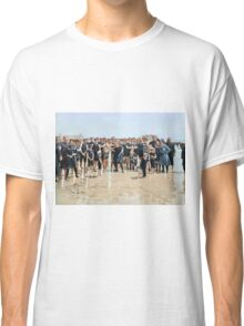 Smile for the camera!! Atlantic City, 1905 Classic T-Shirt