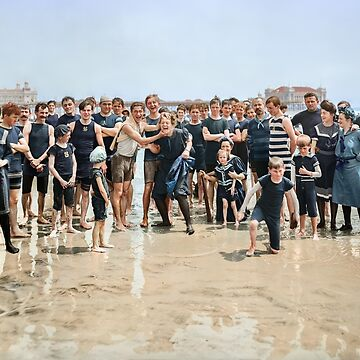 Smile for the camera!! Atlantic City, 1905 by SannaDullaway