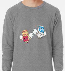 coffee and tv Lightweight Sweatshirt