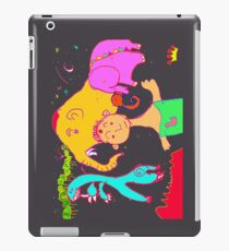 Uncle Barber and His Nomadic Travellers iPad Case/Skin