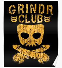 Grindr Club Poster