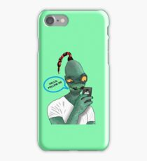 Modern Day Abe iPhone Case/Skin